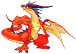 BoFIII Ryu Dragon