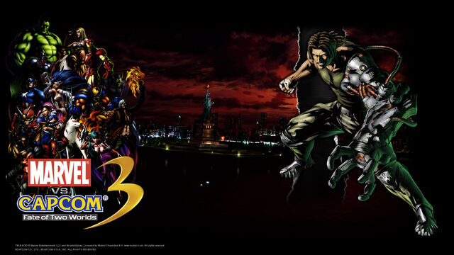"File:Marvel Vs Capcom 3 wallpaper - Nathan ""Rad"" Spencer.jpg"