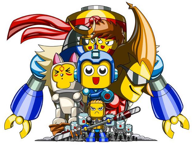 File:Capcom Characters Servbots.png