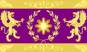 Carbiinzyne Empire Flag