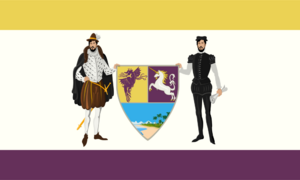 Vahlhurst Demesne Flag2
