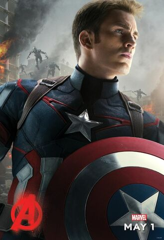 File:Avengers Age Of Ultron-CaptainAmerica Poster.jpg