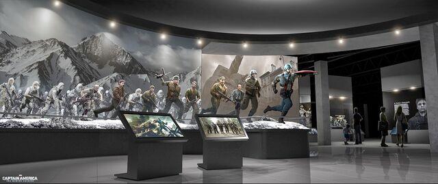 File:SmithsoniancaptainamericaexibitconceptartII.jpg
