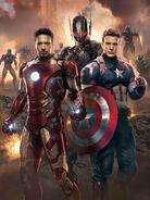 Avengers AgeOf Ultron-CaptainAmerica IronMan