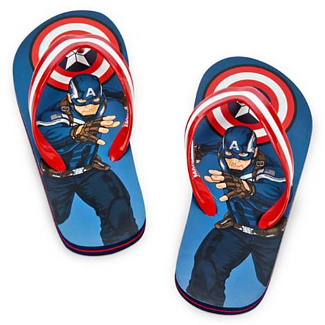 File:Captain American Flip Flops for Boys.jpg