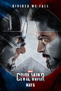 Captain America Civil War Poster 02