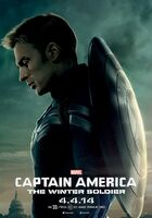 Captain Rogers poster