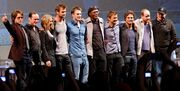 The Avengers Cast 2010 Comic-Con cropped