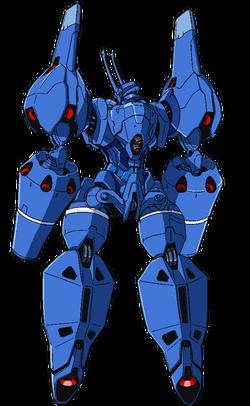 Captain Earth Wiki - Mech - Engine - Nebula - Impactor - Back