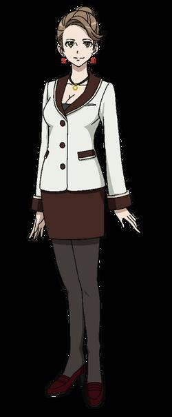 Captain Earth Wiki - Character - Hitomi Makino
