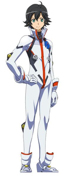 Daichi Manatsu - Flight Suit