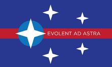 Stellar federation flag