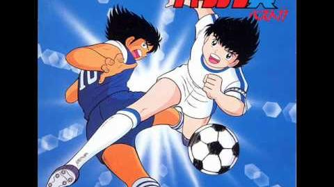Captain Tsubasa Best 11 Track 1 Moete Hero