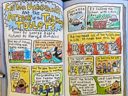 Captain Underpants and the Attack of the Talking Toilets Comic (2)