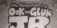 The Adventures of Ook and Gluk Jr.: Kung-Fu Cavekids in Outer Space