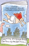 The Comic Book Version of Captain Underpants