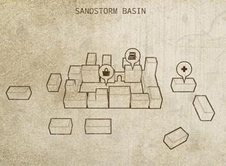 Sandstorm Basin