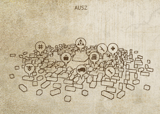 Caravaneer Towns - Ausz