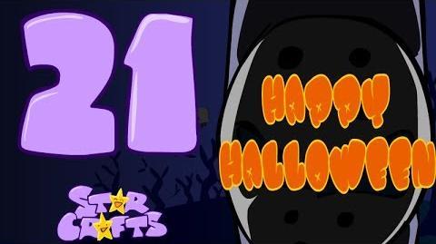 StarCrafts Season 2 Episode 21 Halloween Special 2013