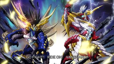 Big Bang Slash & Big Bang Knuckle (Anime-LM-OP)