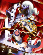 Pianika CatFull Art