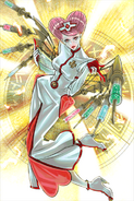 Chief Nurse, Shamsiel (Full Art)