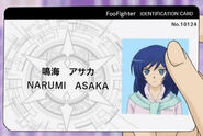 Asaka's Identification
