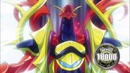 Dragonic Kaiser Vermillion (Anime-LJ-NC)