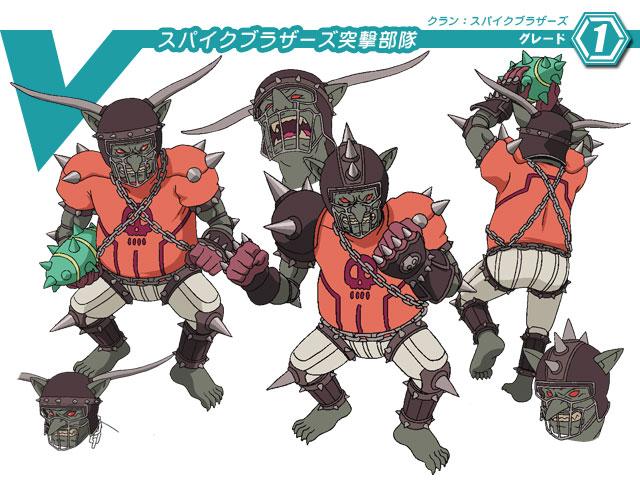 Spike Brothers Strike Force