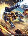 Barrage Gigantic Cannon, Boorish Primer (Full Art).png