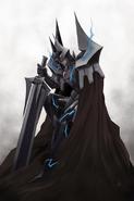 The Dark Dictator (Full Art)