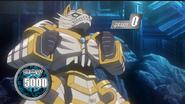 White Tiger anime