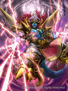 Djinn of the Lightning Flash (full art)