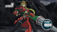 Red River Dragoon (Anime-AC-NC)