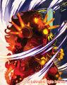 Beast Deity, Damned Leo (Full Art).jpg