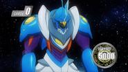 Justice Cobalt (Anime-LJ-NC)