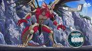 Lizard Runner, Undeux (Anime-CV-NC)