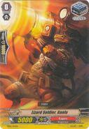 TD02-014EN - Lizard Soldier, Ganlu