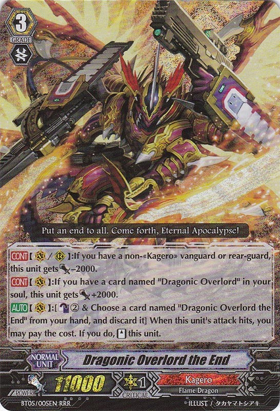 Overlords | Cardfight!! Vanguard Wiki | FANDOM powered by Wikia