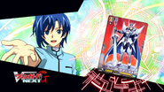 Aichi & Blaster Blade Exceed