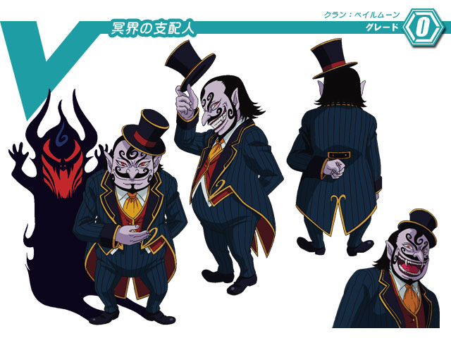 Underworld Manager (Character Unit)