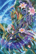 Arboros Dragon, Sephirot (Full Art)