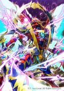 Dragonic Kaiser Vermillion THE BLOOD (Full Art)
