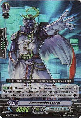Enigman Gigastorm Decklist (Dimension Police) | Cardfighters Club