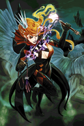 Dark Queen of Nightmareland (Full Art)