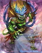 Evil Heavenly God of Wind, Vaayu (Full Art)