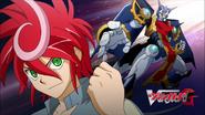 Chrono Shindou - Chrono Jet Dragon