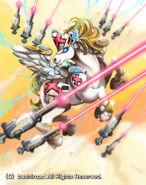 Thousand Ray Pegasus (full art)
