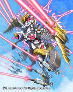 Million Ray Pegasus (full art)