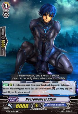 Necromancer Altair
